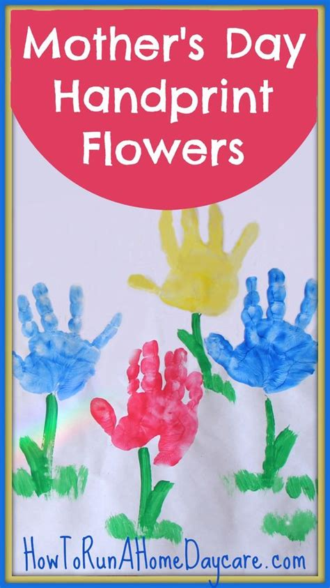 s day handprint card ideas s day mothers and craft ideas on