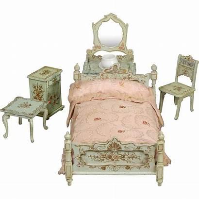 Dollhouse Furniture Bedroom Paul Leonhardt Ruby Lane