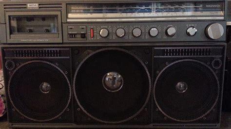 "The Magnavox D8443 ""Boombox"" « Vintage Volts"