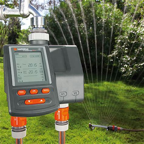 gardena bewässerungssystem erfahrung gardena wasserverteiler automatic gardena wasserverteiler automatic 26 5 mm 6 anschlussgewinde