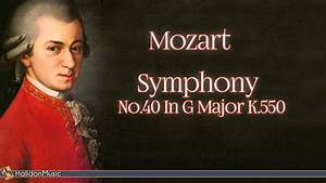 Mozart  Symphony No  40 In G Minor  K  550