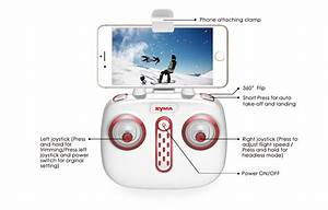 Syma X8sw Fpv Real-time The New Drone - Smart Drone