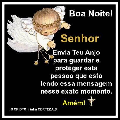 Noite Mensagem Boa Minha Anjo Senhor Guardar