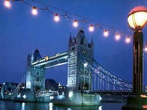 Tower Bridge London England - Famous Wallpaper