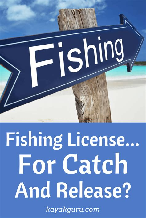 license fishing catch release need florida texas required