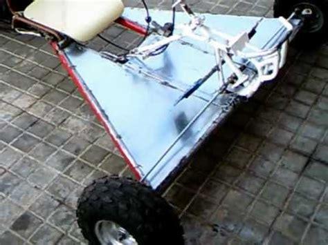 kart casero con motor de scooter youtube