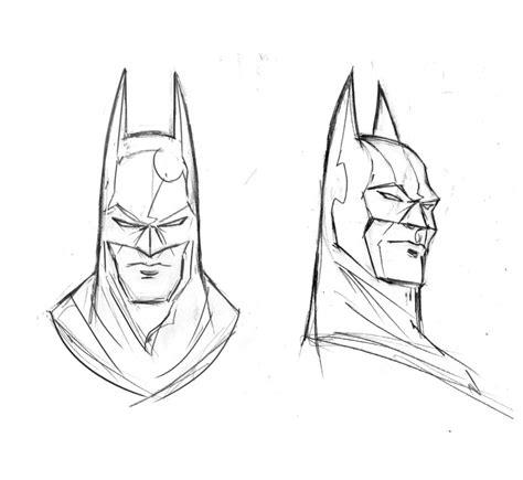 batman bruce wayne heads  trevormc  deviantart