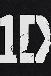 One Direction Fans: 1D Logo iPhone Wallpapers