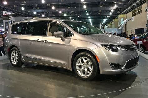 The Chrysler by Chrysler Pacifica Minivan