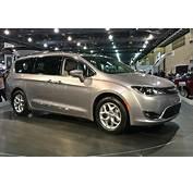 Chrysler Pacifica Minivan  Wikipedia