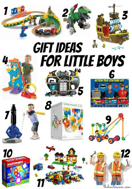 gift ideas for little boys ages 3 6 the how to mom