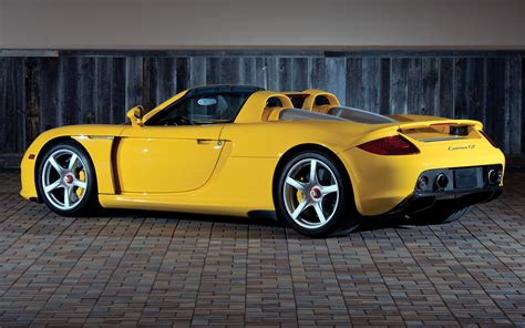 Porsche Carrera Gt (2004) Us Wallpapers And Hd Images
