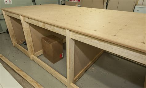 build  cheap workbench  woodworking
