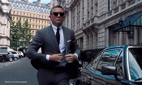 A teaser of the new James Bond movie 'No Time to Die' has ...