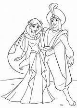 Coloring Princess Printable Pdf Disney Dresses Cdr Docx Tutorial sketch template