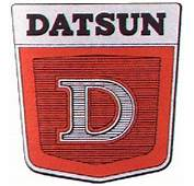 Logo & Symbols Of Cars  Datsun AdavenAutoModified