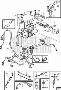 Volvo Penta Exploded View    Schematic Electrical System  A