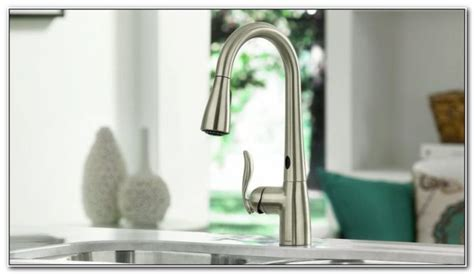 best touch kitchen faucet best touch free kitchen faucet sinks and faucets home