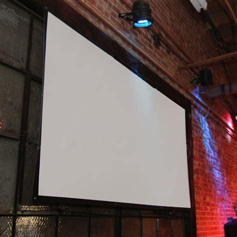 elite screens diy pro outdoor projector screens