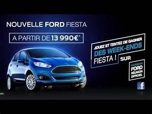 Pub Ford Fiesta : ford r union publicit nouvelle ford fiesta youtube ~ Melissatoandfro.com Idées de Décoration