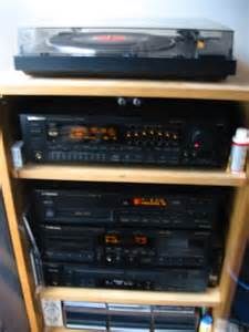 Pioneer Home Stereo Rack System