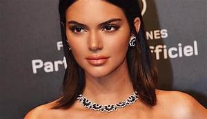 Kendall Jenner is the world's highest-paid model for 2017 ...