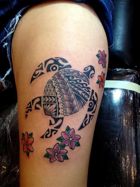 turtle tattoos  turtle tattoo meanings hawaiian