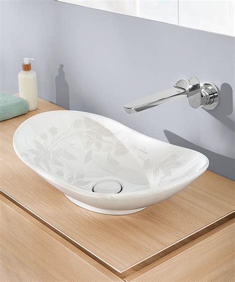 My Nature Aufsatzwaschtisch by Kollektion My Nature Villeroy Boch Design Neuer