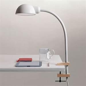 Lampe De Bureau Architecte : lampe de bureau type architecte avec pied flexible ~ Dailycaller-alerts.com Idées de Décoration