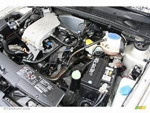 2001 Volkswagen Cabrio Glx 2 0 Liter Sohc 8