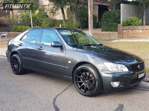 2001 lexus is300 xxr 527 stock stock