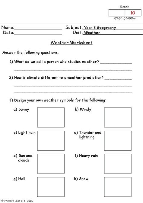 weather primaryleap co uk