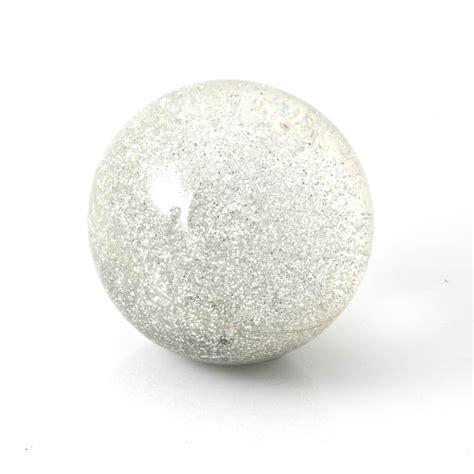 white nursery sensory glitter balls glitter water balls water balls with