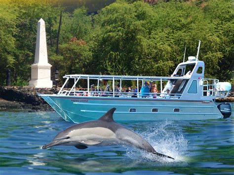 Hawaii Boat Tours by Hang Boat Tours Kealakekua Bay Snorkel Tour