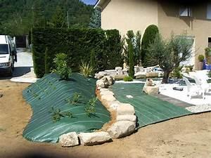 amenagement piscine With amenagement tour de piscine 15 galerie photos tour de piscine jardin mineral bassin