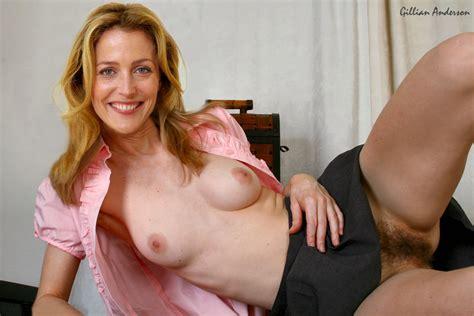 Gilliananderson In Gallery Gillian Anderson Nude