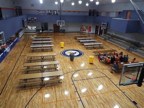 Freedom Prep Academy Gym Flooring Sports Floors