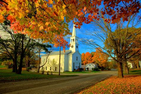 peacham church vermont shutterbug