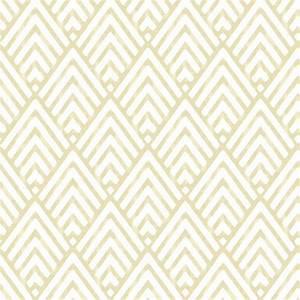 2625-21824 Gold Diamond Geometric - Vertex - Symetrie