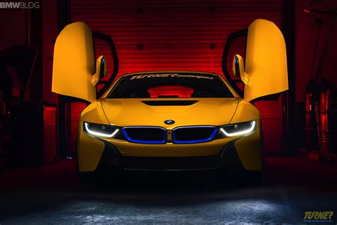 Modifikasi Bmw I8 Coupe by Bmw I8 Project By Turner Motorsport