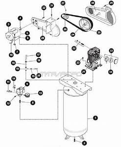 Kobalt Vt6362 Air Compressor Parts
