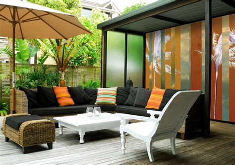 greener decorating for your deck and patio