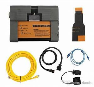 For Bmw Diagnose Interface Icom A2 B C 3 In 1 Isis Isid