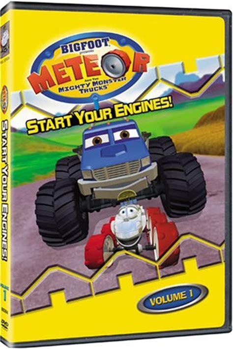 bigfoot presents meteor monster trucks awardpedia bigfoot presents meteor and the mighty