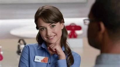 Vayntrub Milana Lily Att Gifs Ad Commercial