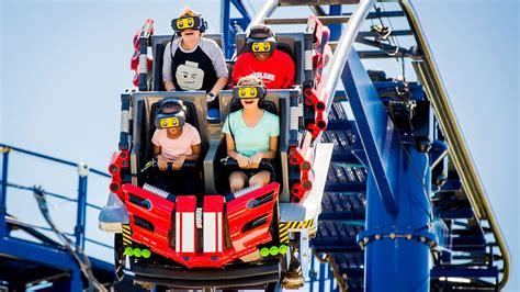 legoland florida launches kid friendly virtual reality