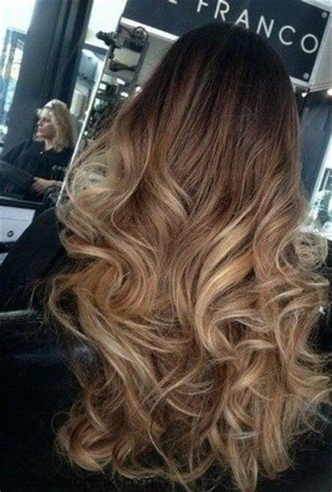 ombre hair trend  inspirations fab fashion fix