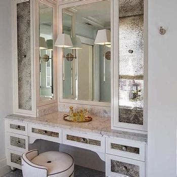 Illuminated Bathroom Mirror Cabinets Ikea by Built In Dressing Table Design Decor Photos Pictures