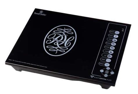 hobs stoves ovens russell hobbs single plate induction cooker  sold
