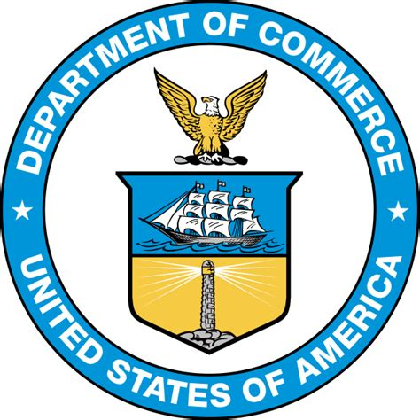 united states department of commerce seal follow the